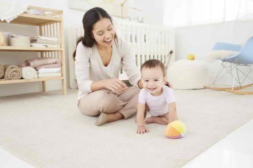 Làm sạch đồ dùng trong gia đình giúp trẻ khỏe mạnh và phát triển tốt hơn